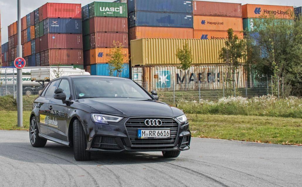 Audi A3 TDI S-Line