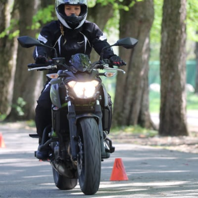 Fahrzeuge Motorrad