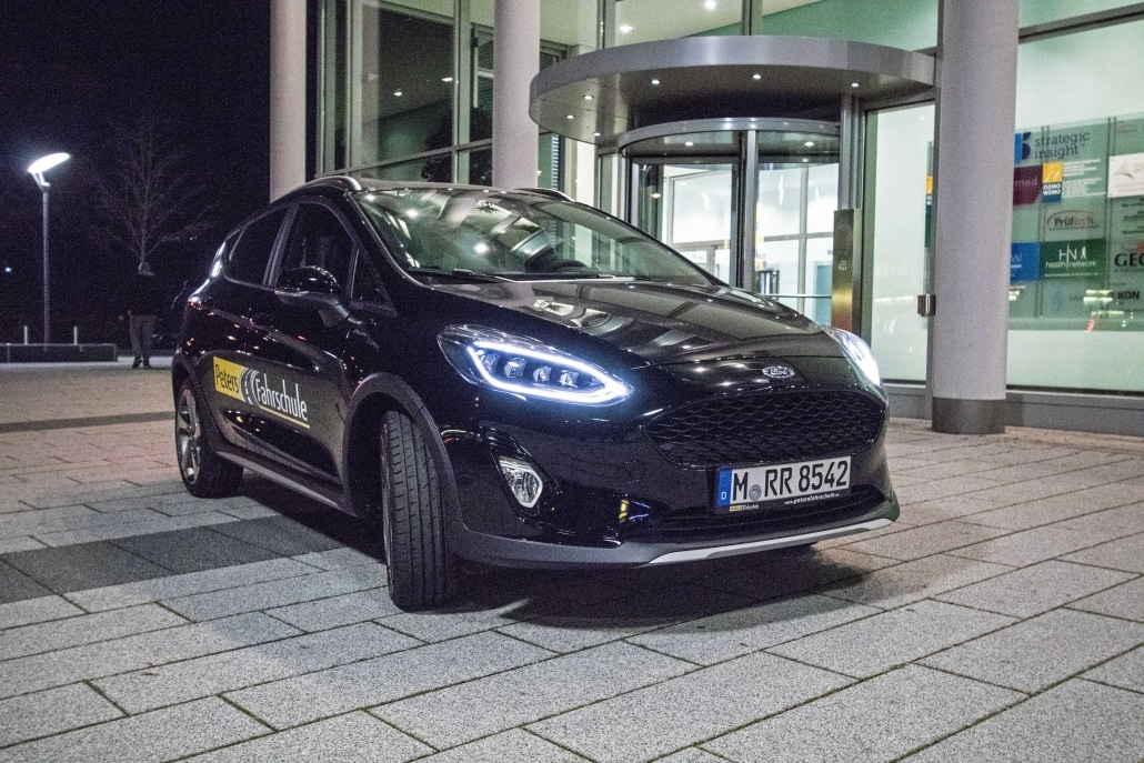 Ford Fiesta Active Automatik