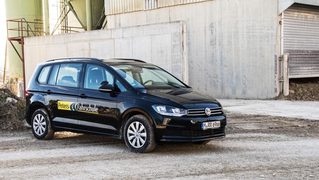 VW Touran 1.6 TDI SCR