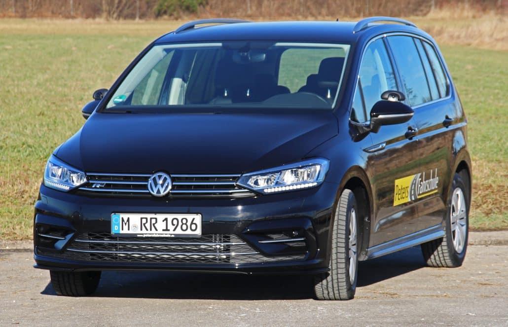 VW Touran R Line Automatik